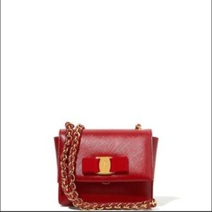 Savaltore Ferragamo mini crossbody